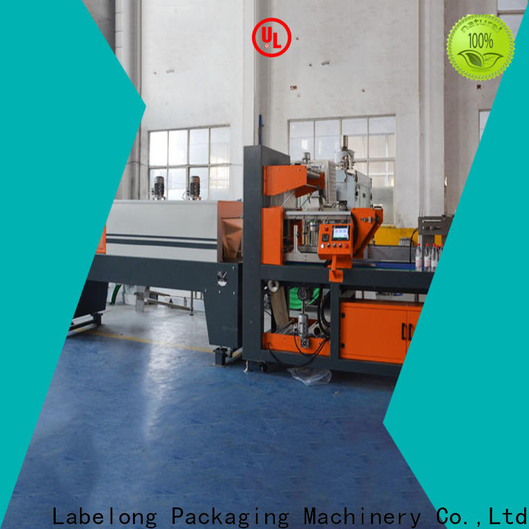 Labelong Packaging Machinery linear stretch wrapper vendor for small packages