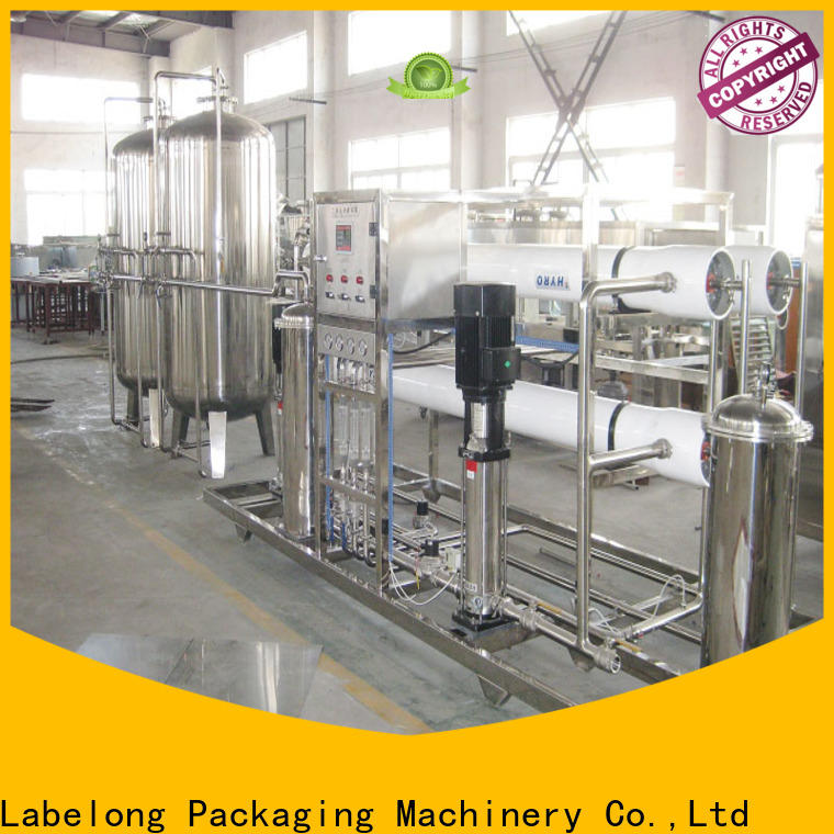 Labelong Packaging Machinery high-tech best water filtration system filter core for mineral water