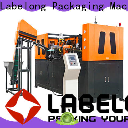 Labelong Packaging Machinery blower machine price in-green for hot-fill bottle
