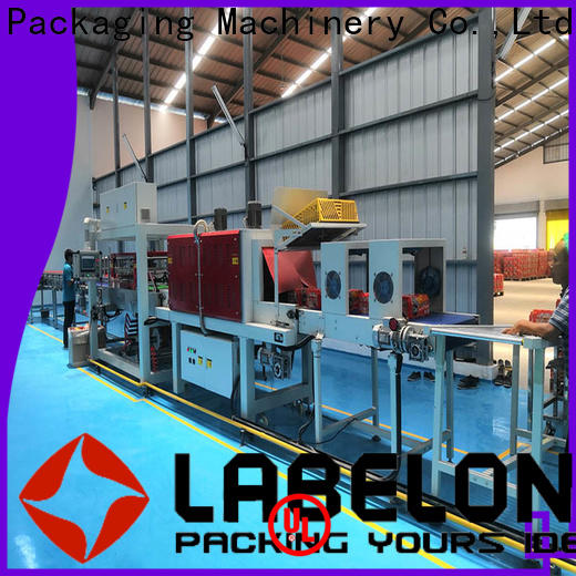 Labelong Packaging Machinery high-energy stretch wrap supplier for plastic bottles for glass bottles
