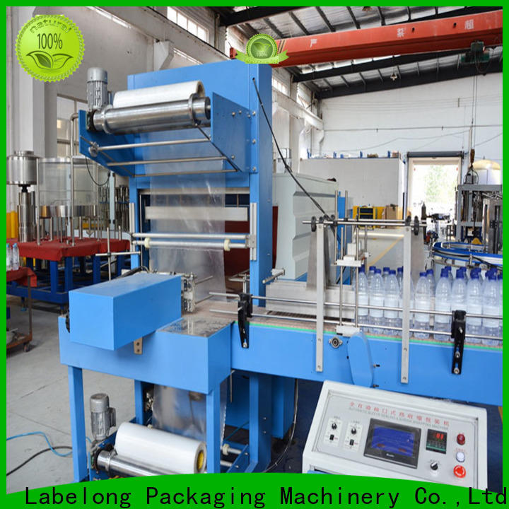 Labelong Packaging Machinery durable pallet wrapping machine vendor for jars