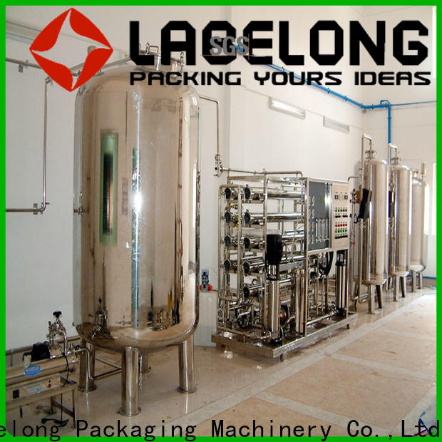 Labelong Packaging Machinery multiple filters best water filter system embrane for pure water