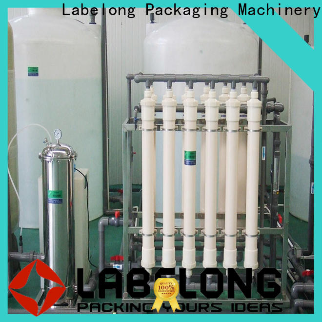 Labelong Packaging Machinery high-tech water filter filter core for process water