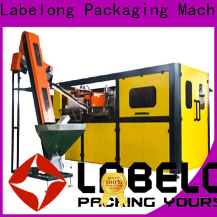 Labelong Packaging Machinery pet blowing machine widely-use for hot-fill bottle