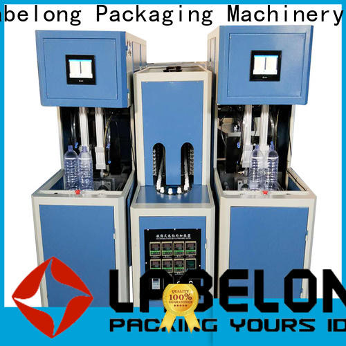 Labelong Packaging Machinery humanized cellulose insulation machine linear template for hot-fill bottle