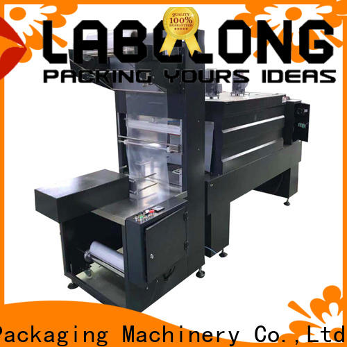 Labelong Packaging Machinery certifications for small packages