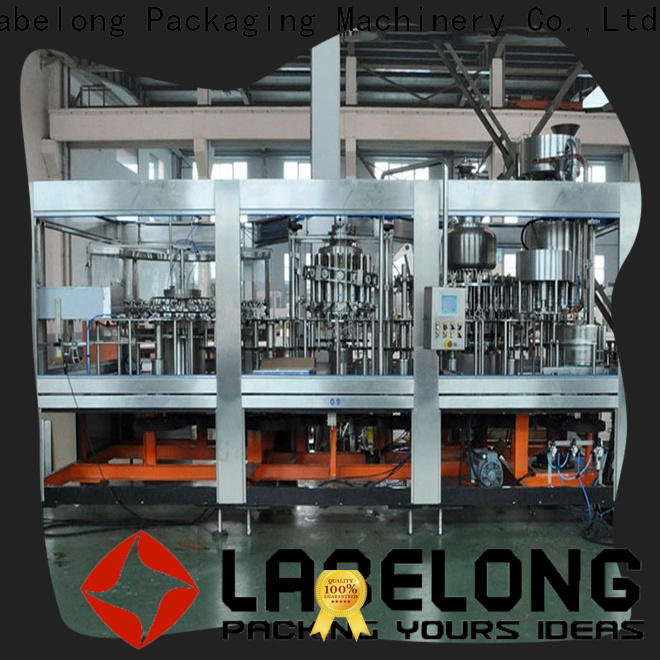 Labelong Packaging Machinery quality China for flavor water