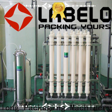Labelong Packaging Machinery ro water filter filter core for process water