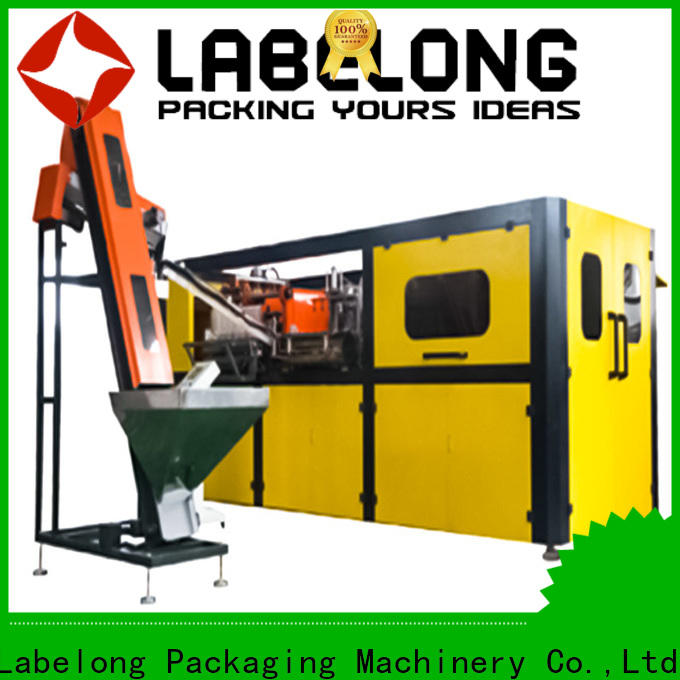 Labelong Packaging Machinery plastic bottle making machine widely-use for pet water bottle