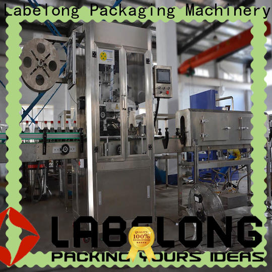 Labelong Packaging Machinery sticker machine for sale resources for chemical industry