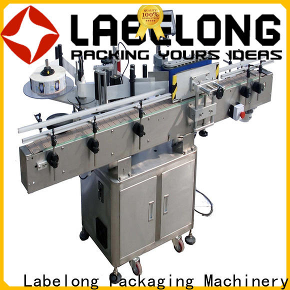 Labelong Packaging Machinery suitable label applicator resources for beverage