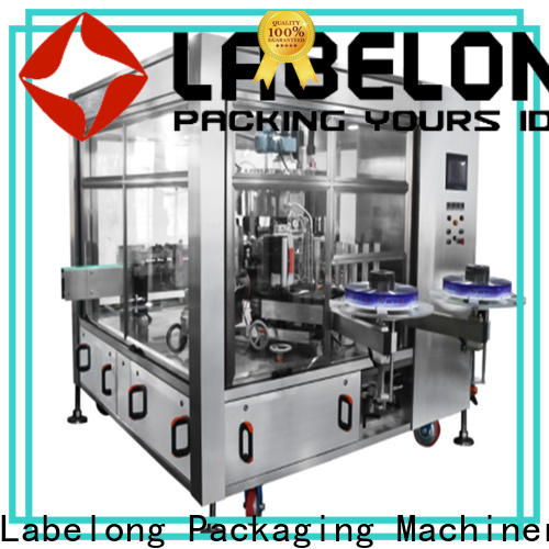 Labelong Packaging Machinery labeling machine experts for cosmetic