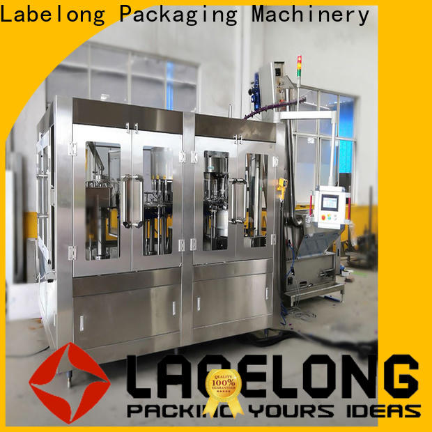 Labelong Packaging Machinery stable water packaging machine owner for still water