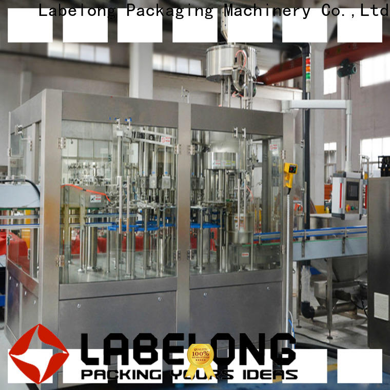 Labelong Packaging Machinery mineral water machine supplier for still water
