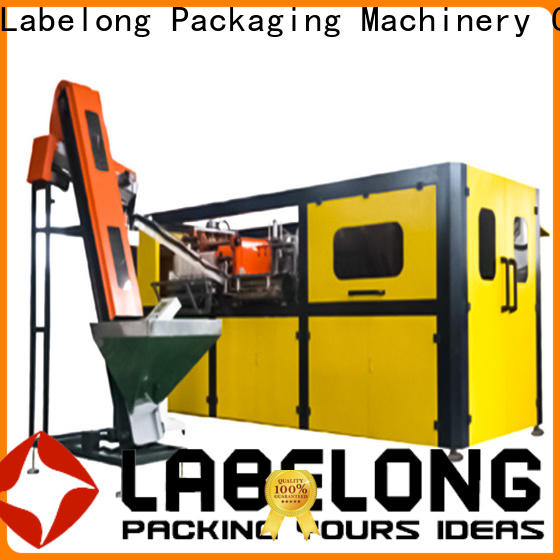 Labelong Packaging Machinery humanized pet blowing machine price with hgh efficiency for drinking oil