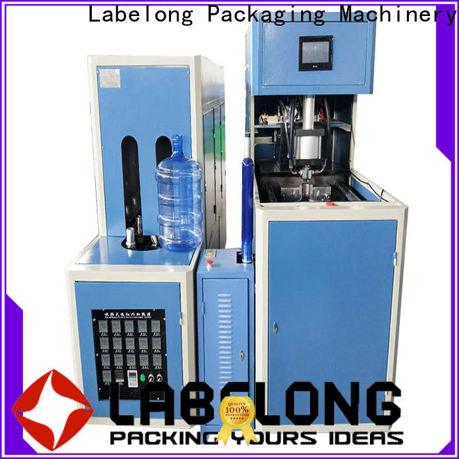 Labelong Packaging Machinery pet bottle blowing machine in-green for csd