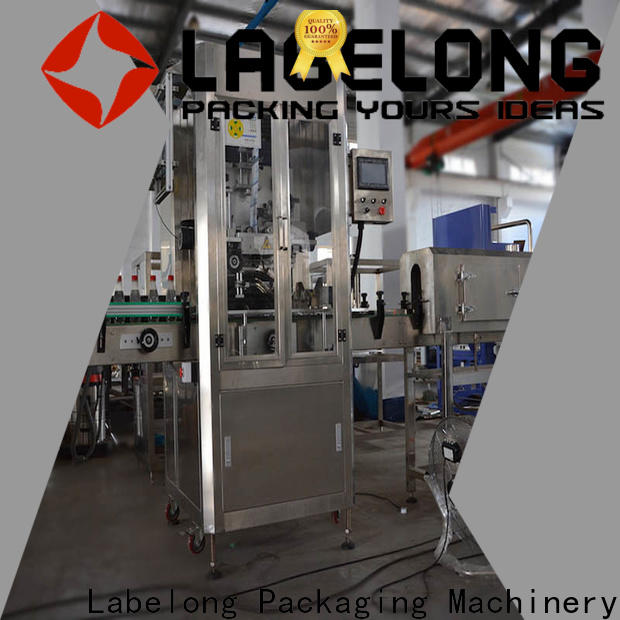 Labelong Packaging Machinery tag printing machine with high speed rate for spices