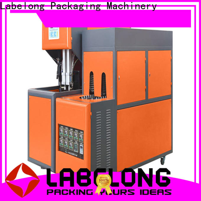 Labelong Packaging Machinery plastic moulding machine widely-use for hot-fill bottle