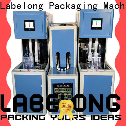 Labelong Packaging Machinery humanized blower machine price linear template for hot-fill bottle