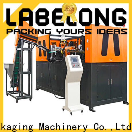 Labelong Packaging Machinery awesome stretch blow moulding long-term-use for pet water bottle