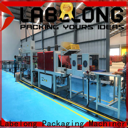 Labelong Packaging Machinery packing machine certifications for small packages