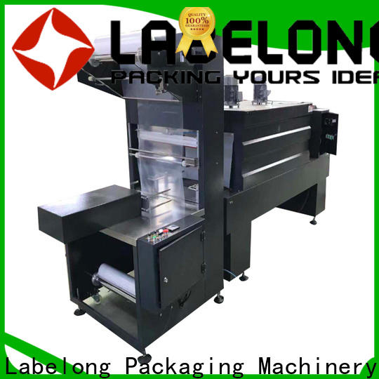 Labelong Packaging Machinery shrink wrapping machine manufacturer supply for plastic bottles for glass bottles
