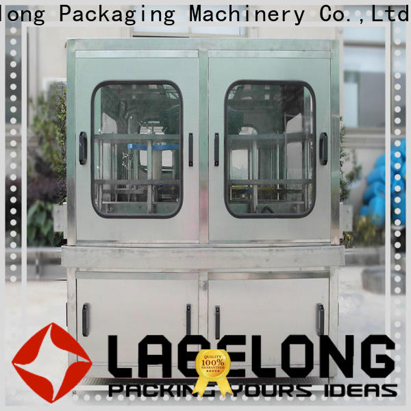 Labelong Packaging Machinery stable water filling machine compact structed for flavor water