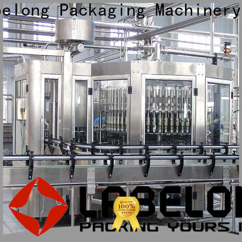 Labelong Packaging Machinery stable mineral water machine price for still water