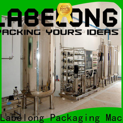 Labelong Packaging Machinery reliable home water purification filter core for mineral water