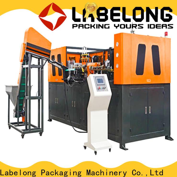 Labelong Packaging Machinery molding machine energy saving for pet water bottle