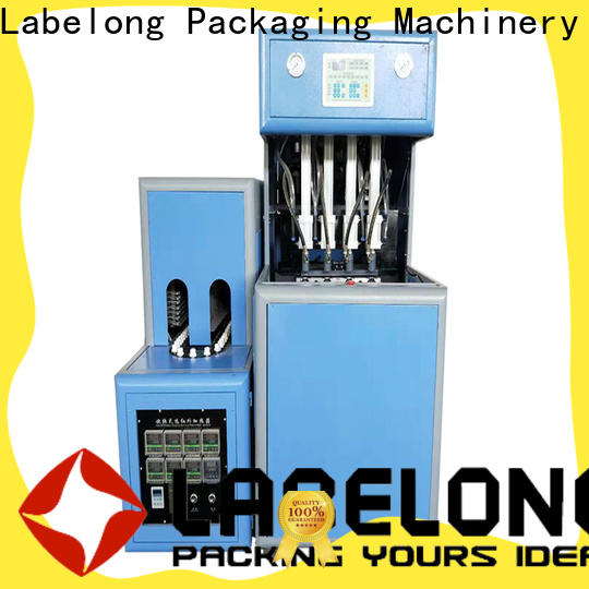 Labelong Packaging Machinery stretch blow moulding energy saving for drinking oil