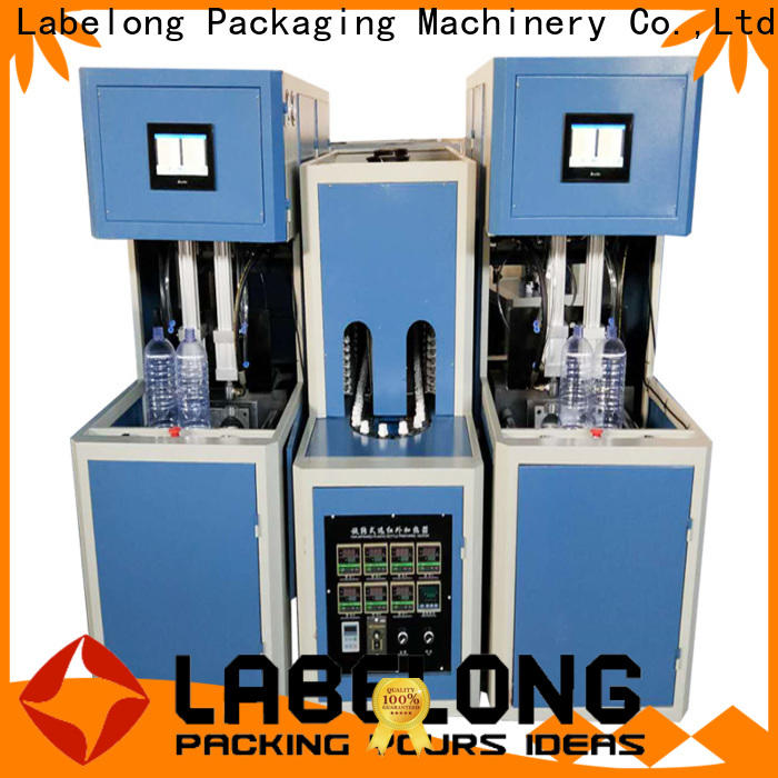 high-quality blow molding machine price linear template for hot-fill bottle