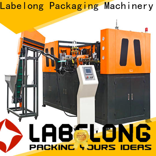 Labelong Packaging Machinery fine-quality blowing machine in-green for hot-fill bottle