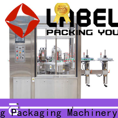 Labelong Packaging Machinery effective thermal label printer supplier for cosmetic