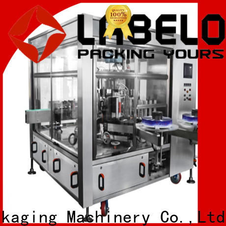 Labelong Packaging Machinery sticker machine for sale with touch screen for chemical industry