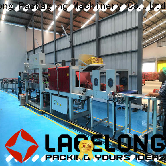 Labelong Packaging Machinery pallet shrink wrap vendor for small packages