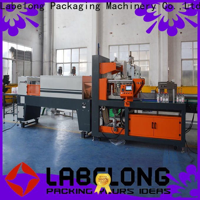 effective stretch wrap machine with scale certifications for small packages