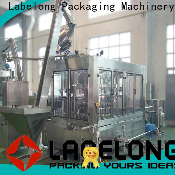 Labelong Packaging Machinery quality mineral water machine supplier for wine