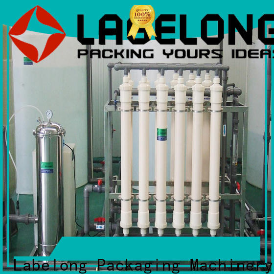 Labelong Packaging Machinery house water filter embrane for pure water