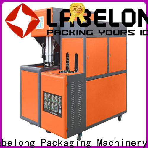 Labelong Packaging Machinery dual boots blow moulding products linear template for pet water bottle