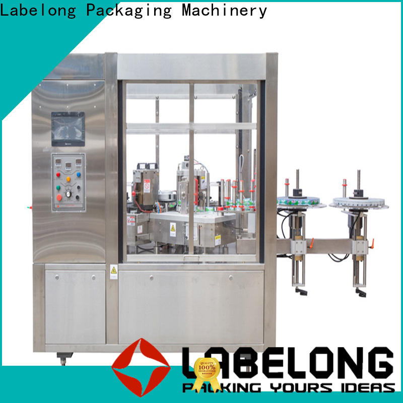 Labelong Packaging Machinery first-rate bottle labels with hgh efficiency for beverage