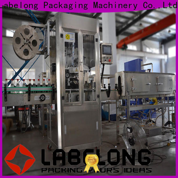 high-tech price label machine with hgh efficiency for wine