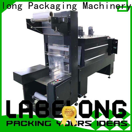 Labelong Packaging Machinery pallet shrink wrap machine supplier for jars