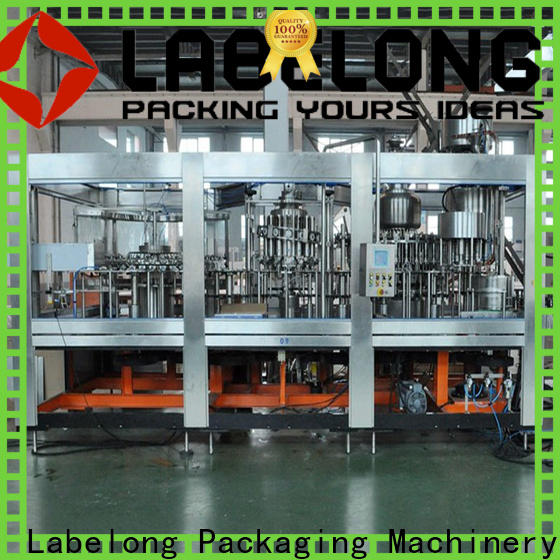 Labelong Packaging Machinery water filter plant machine price easy opearting for still water
