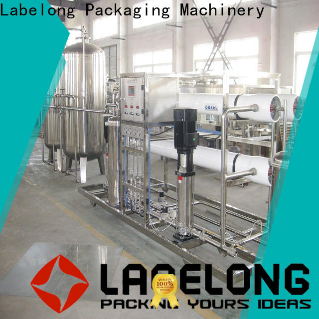Labelong Packaging Machinery durable home water purification systems ultra-filtration series for pure water