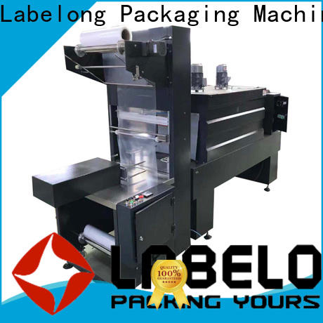 Labelong Packaging Machinery industrial shrink wrap vendor for jars