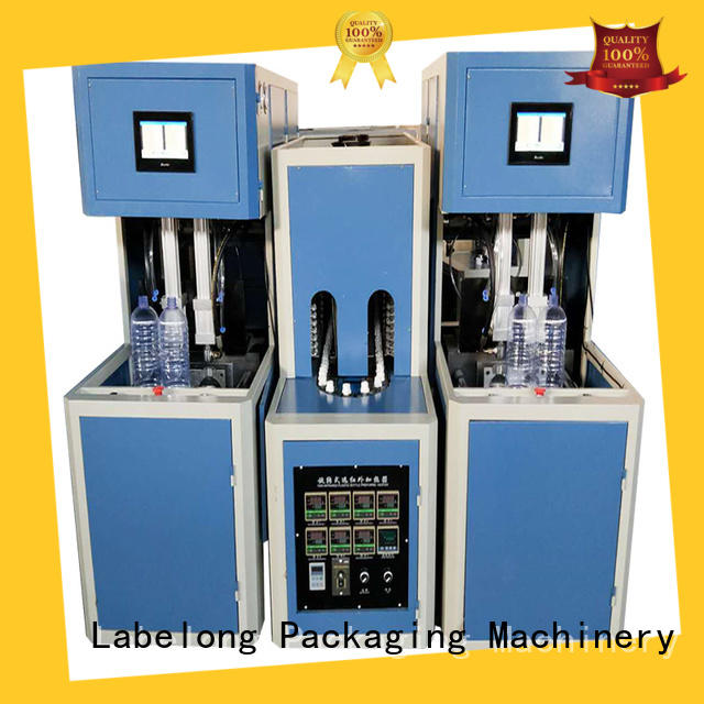 Labelong Packaging Machinery high speed automatic blow molding machine with hgh efficiency for hot-fill bottle