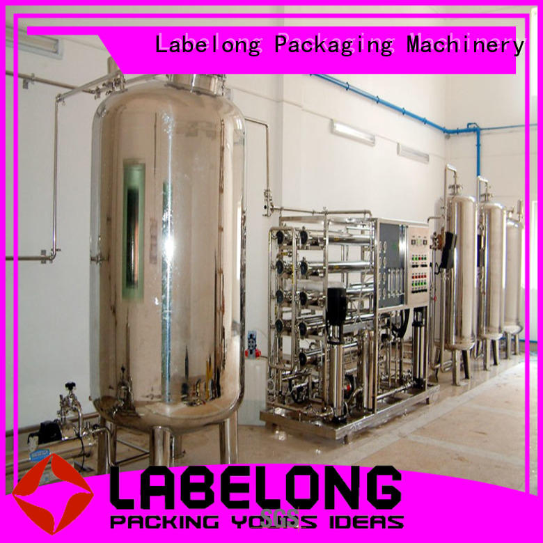 Labelong Packaging Machinery ro series multimedia filter embrane for process water
