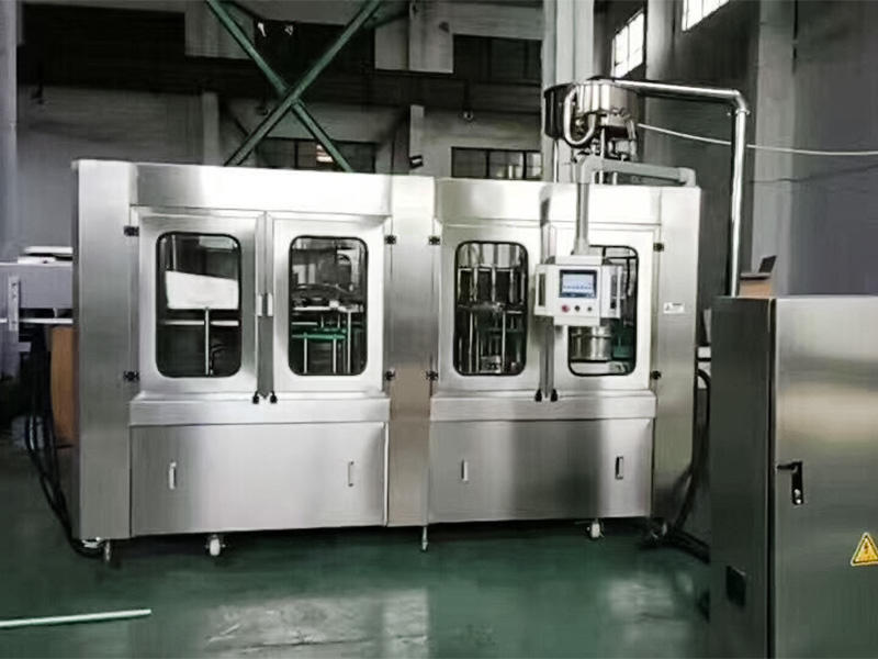 RFC-C series Carbonated drink filling machine
