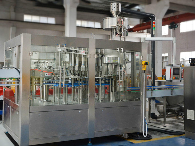 RFC-H series filling machines